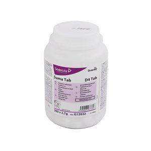 Cloramina Suma Tab D4