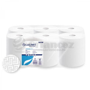 Rolă prosop hârtie Lucart Strong 150