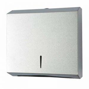 Dispenser prosoape pliate din hartie, inox satinat Eco T4302SA