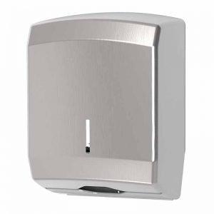 Dispenser prosoape pliate din hartie, inox satinat T4600SA