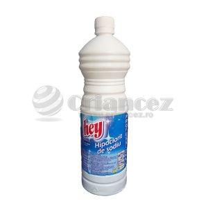 Înălbitor pentru rufe (clor) Hey 1 litru