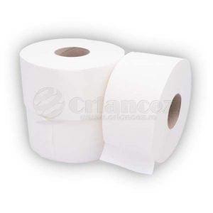 hârtie igienică jumbo albă 350g