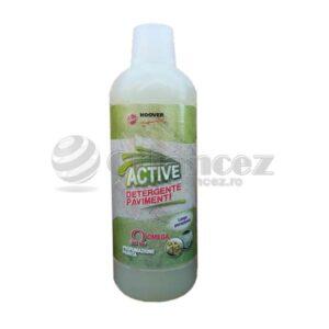 Detergent pardoseli concentrat gel Hoover Floral 1 litru