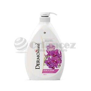 Săpun cremă DermoMed Cașmir și Orhidee 1 litru