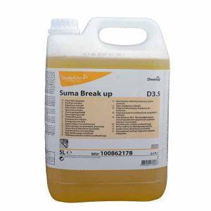 Suma break up D3.5